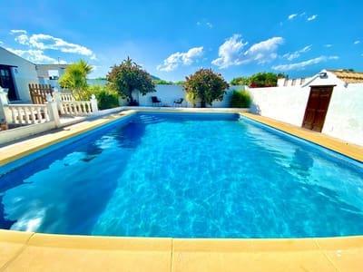 5 sovrum Villa att hyra i Aspe med pool - 1 200 € (Ref: 5341953)