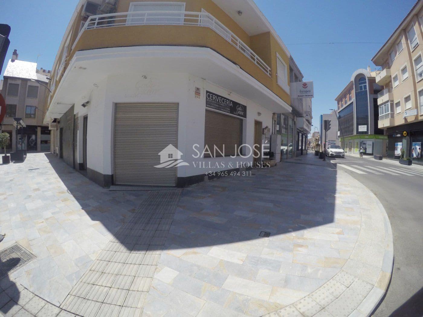Kommersiell til leie i San Pedro del Pinatar - € 1 600 (Ref: 5459096)