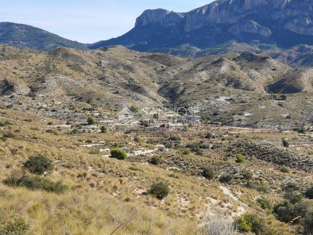 Terreno Não Urbanizado para venda em Jijona / Xixona - 550 000 € (Ref: 5655926)