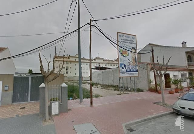 Byggegrund til salg i El Raal - € 72.300 (Ref: 6196951)
