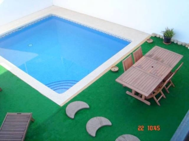 3 chambre Villa/Maison Mitoyenne à vendre à Beneixida avec piscine garage - 185 000 € (Ref: 3139205)