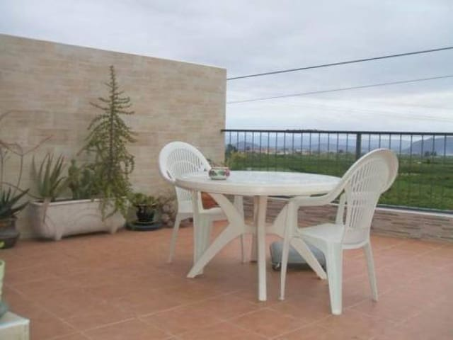 2 Zimmer Reihenhaus zu verkaufen in Torrella mit Garage - 170.000 € (Ref: 3139261)