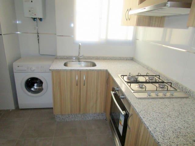 3 sypialnia Mieszkanie do wynajęcia w Moixent - 350 € (Ref: 3139367)