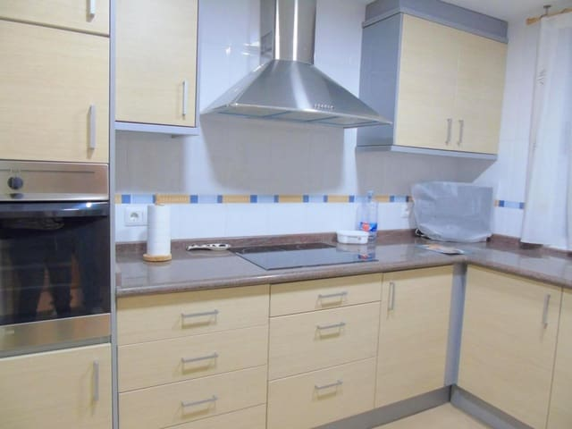 4 chambre Villa/Maison Semi-Mitoyenne à vendre à L'Alcudia de Crespins avec garage - 120 000 € (Ref: 3863178)