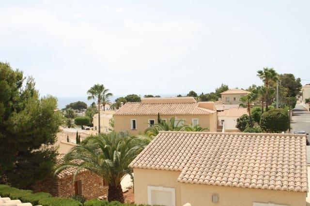 3 sovrum Radhus till salu i Benissa med pool garage - 160 000 € (Ref: 5781024)