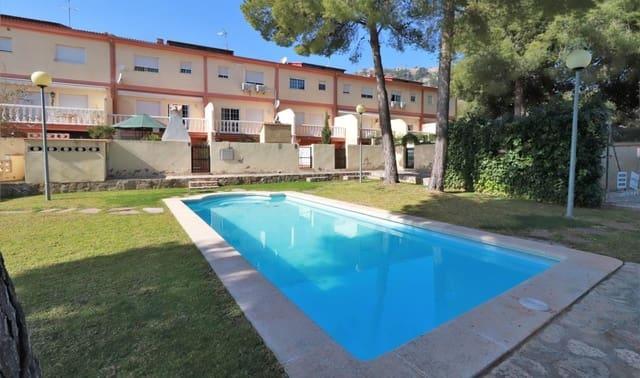 3 soveværelse Rækkehus til salg i Serra med swimmingpool garage - € 179.000 (Ref: 6083893)
