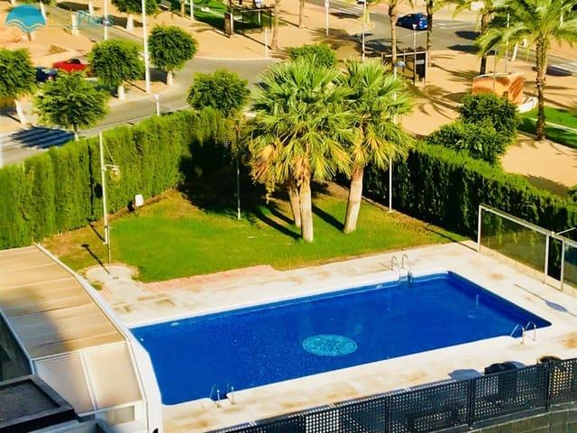 3 slaapkamer Penthouse te huur in La Villajoyosa / Vila Joiosa met zwembad garage - € 1.100 (Ref: 4777787)