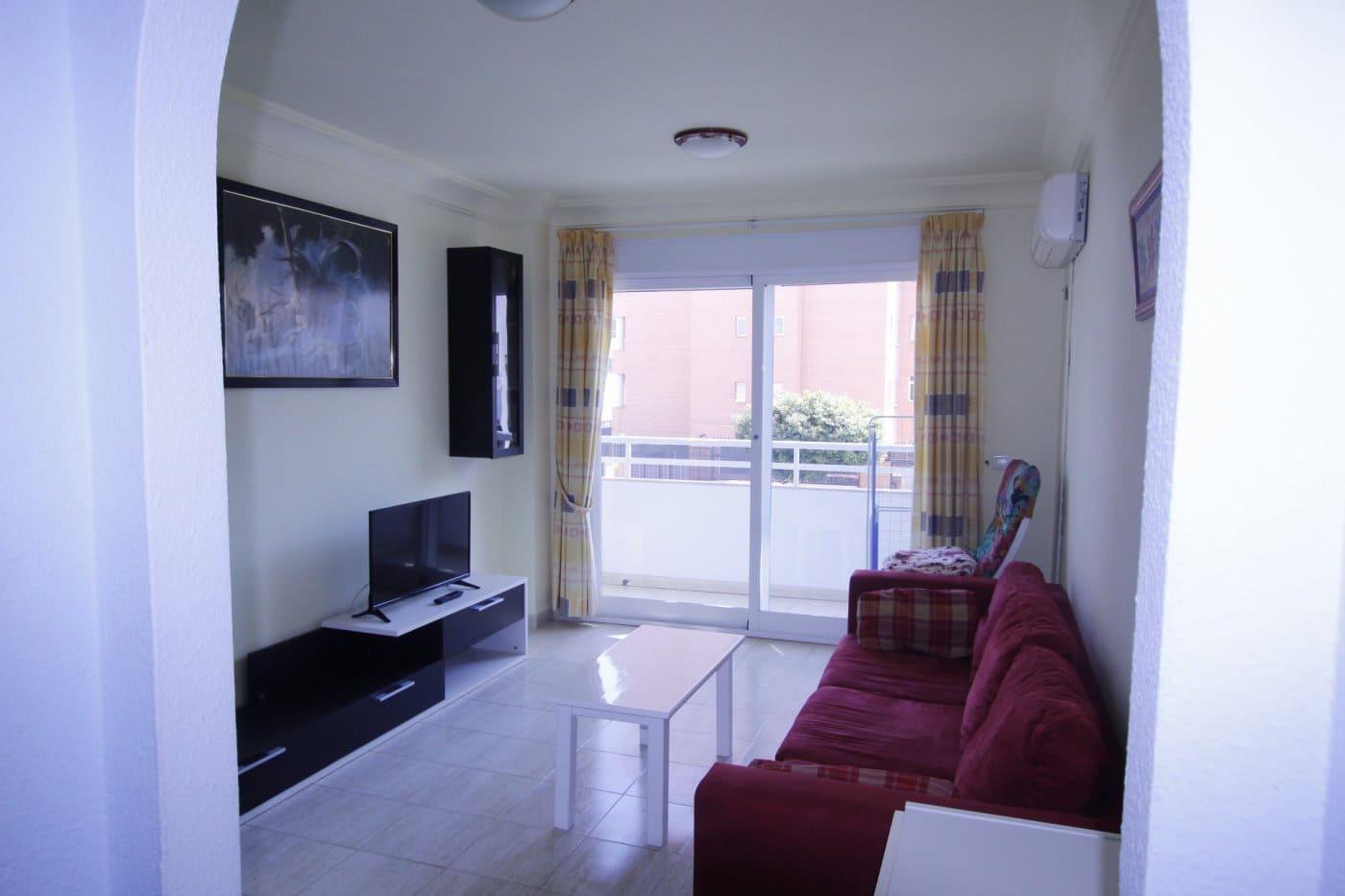 2 slaapkamer Appartement te huur in La Villajoyosa / Vila Joiosa - € 500 (Ref: 5319824)