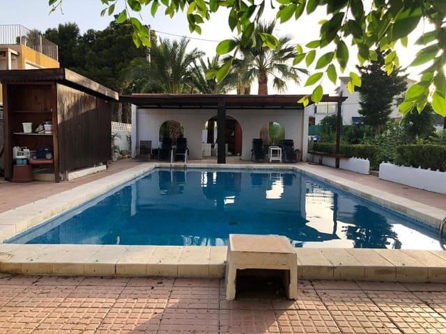 5 soveværelse Villa til leje i Finestrat med swimmingpool - € 1.500 (Ref: 5932805)