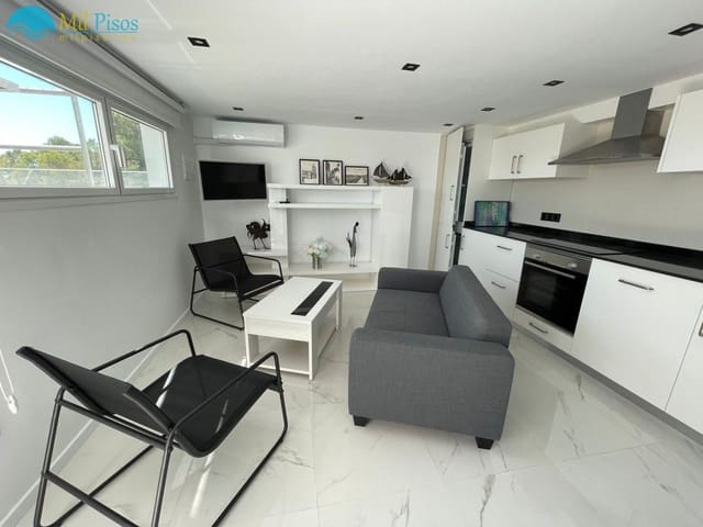 1 soveværelse Studio til leje i Finestrat med swimmingpool - € 550 (Ref: 6053908)
