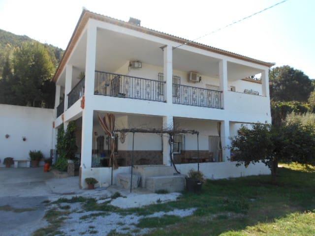 6 bedroom Finca/Country House for sale in Alcaucin - € 430,000 (Ref: 4651214)