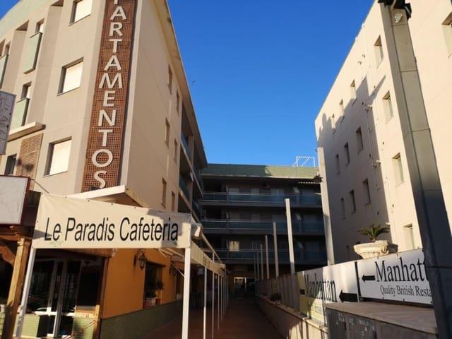 Ático de 2 habitaciones en Cabo Roig en venta con piscina - 87.000 € (Ref: 5304409)