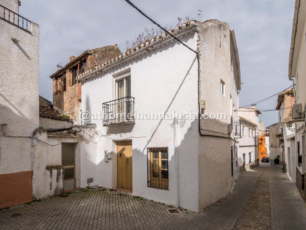 Casa de 4 habitaciones en Nigüelas en venta - 69.000 € (Ref: 5038683)