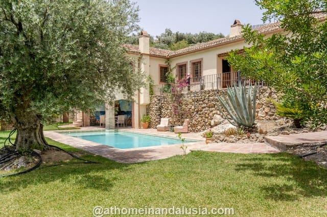 Finca/Casa Rural de 4 habitaciones en Pinos del Valle en venta con piscina - 590.000 € (Ref: 5507130)