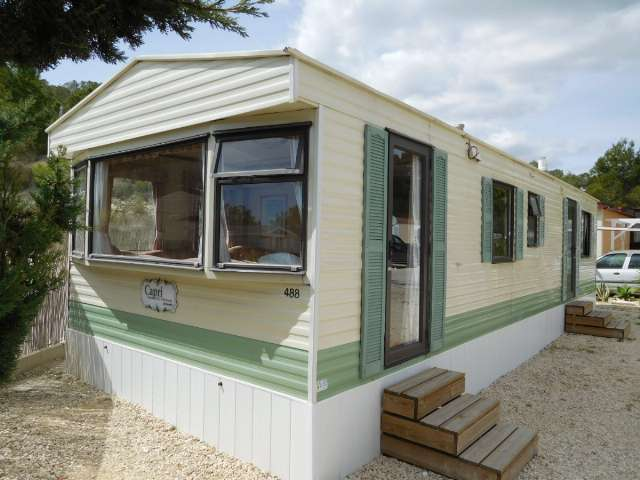 3 bedroom Mobile Home for sale in Bigastro with pool - € 22,000 (Ref