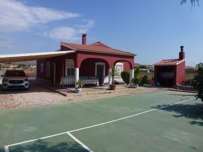 3 bedroom Villa for sale in Hondon de los Frailes with pool - € 169,995 (Ref: 4396066)