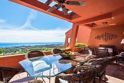 4 Zimmer Penthouse zu verkaufen in El Rosario mit Pool Garage - 500.000 € (Ref: 4760054)