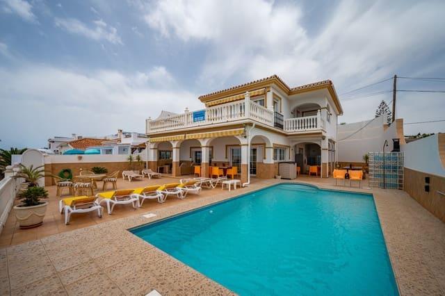 Chalet de 5 habitaciones en El Chaparral en alquiler vacacional con piscina garaje - 2.100 € (Ref: 3328958)