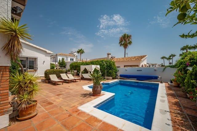 3 Zimmer Ferienvilla in La Cala de Mijas mit Pool - 1.050 € (Ref: 5496109)