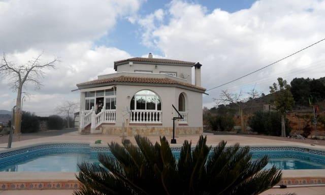 4 quarto Casa em Banda para venda em Hondon de los Frailes com piscina - 285 000 € (Ref: 4036246)