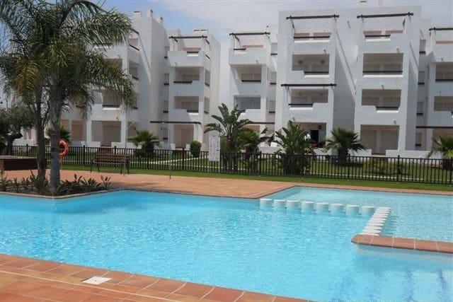 2 soverom Leilighet til leie i Terrazas de la Torre med svømmebasseng - € 375 (Ref: 5064532)