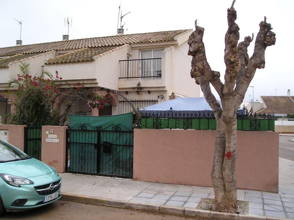 3 slaapkamer Villa te huur in Los Alcazares - € 550 (Ref: 5115308)