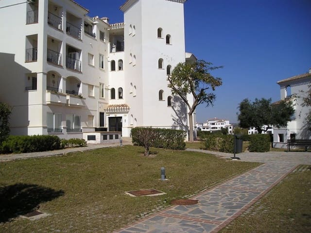 2 Zimmer Apartment zu verkaufen in Hacienda Riquelme mit Pool Garage - 77.995 € (Ref: 5124864)