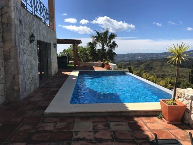 4 Zimmer Ferienvilla in Mijas mit Pool - 1.500 € (Ref: 4297685)