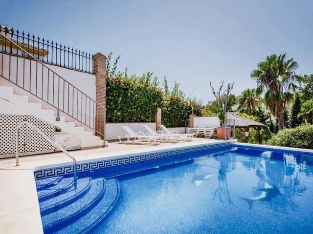 6 sypialnia Willa do wynajęcia w La Cala de Mijas z basenem - 3 800 € (Ref: 5724025)