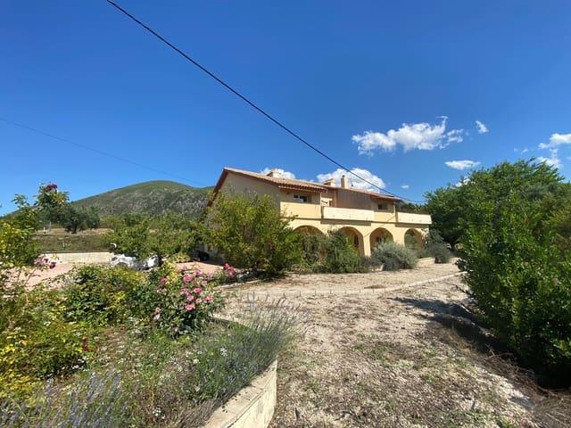 Chalet de 9 habitaciones en Benillup en venta con garaje - 340.000 € (Ref: 3378647)
