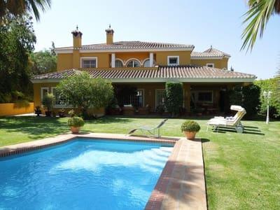 Chalet de 5 habitaciones en Calahonda en venta con piscina garaje - 1.395.000 € (Ref: 5419921)
