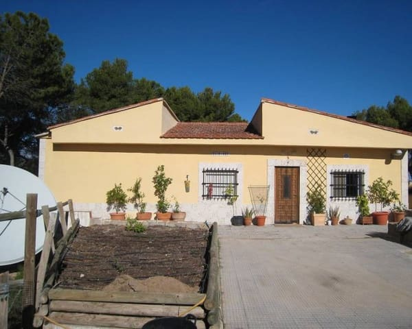 2 Zimmer Villa zu verkaufen in Banyeres de Mariola mit Pool - 155.000 € (Ref: 4915329)