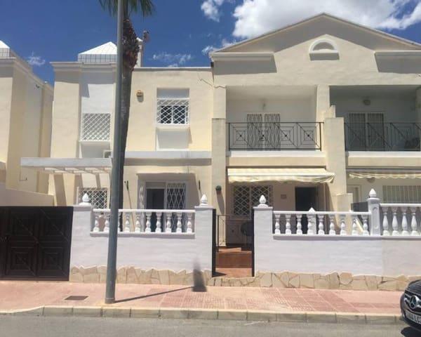 3 slaapkamer Halfvrijstaande villa te huur in Ciudad Quesada met zwembad - € 695 (Ref: 5343891)