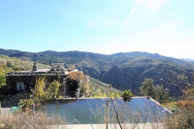 Finca/Casa Rural de 3 habitaciones en Mecina-Fondales en venta con piscina - 240.000 € (Ref: 4290668)