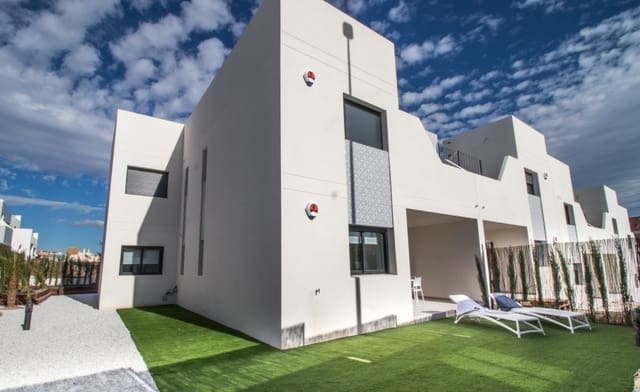 2 makuuhuone Bungalow myytävänä paikassa San Miguel de Salinas mukana uima-altaan - 145 000 € (Ref: 6075211)