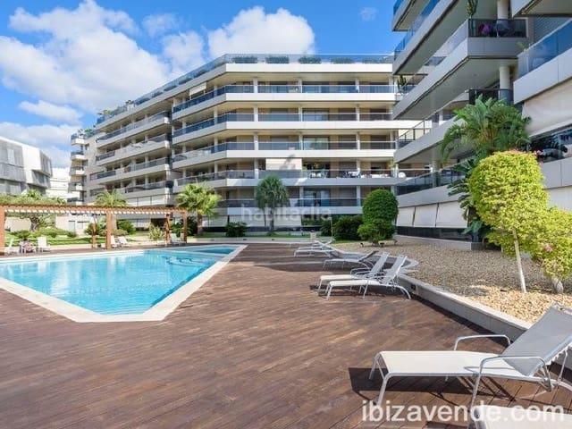 2 makuuhuone Huoneisto myytävänä paikassa Ibiza kaupunki mukana uima-altaan - 620 000 € (Ref: 4007451)