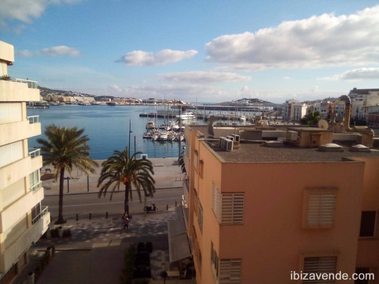 3 sypialnia Apartament do wynajęcia w Miasto Ibiza / Eivissa z garażem - 2 500 € (Ref: 4977325)