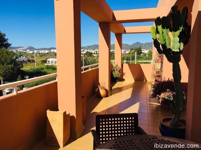 2 soverom Penthouse til leie i San Jose / Sant Josep de Sa Talaia med garasje - € 2 300 (Ref: 5159854)
