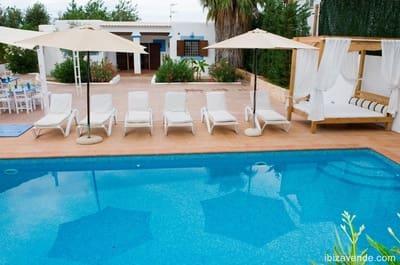 4 slaapkamer Villa te huur in Sant Rafael de Sa Creu met zwembad garage - € 2.500 (Ref: 5174285)