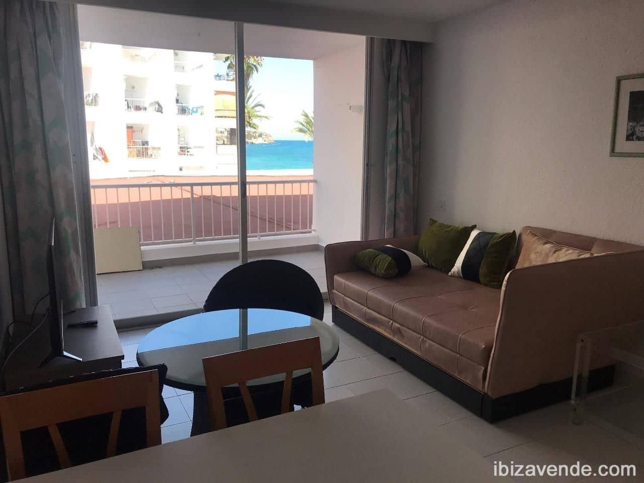1 slaapkamer Appartement te huur in Ibiza dorp met zwembad - € 900 (Ref: 5317844)