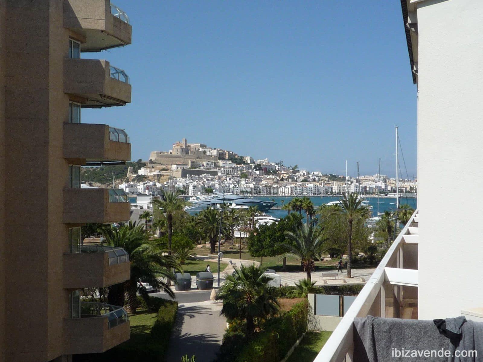 2 slaapkamer Appartement te huur in Ibiza dorp met zwembad - € 6.000 (Ref: 5346115)