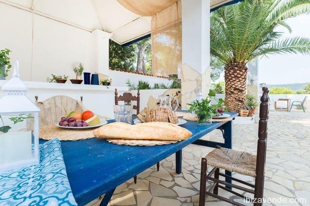 3 soveværelse Villa til leje i San Jose / Sant Josep de Sa Talaia - € 2.200 (Ref: 5995262)