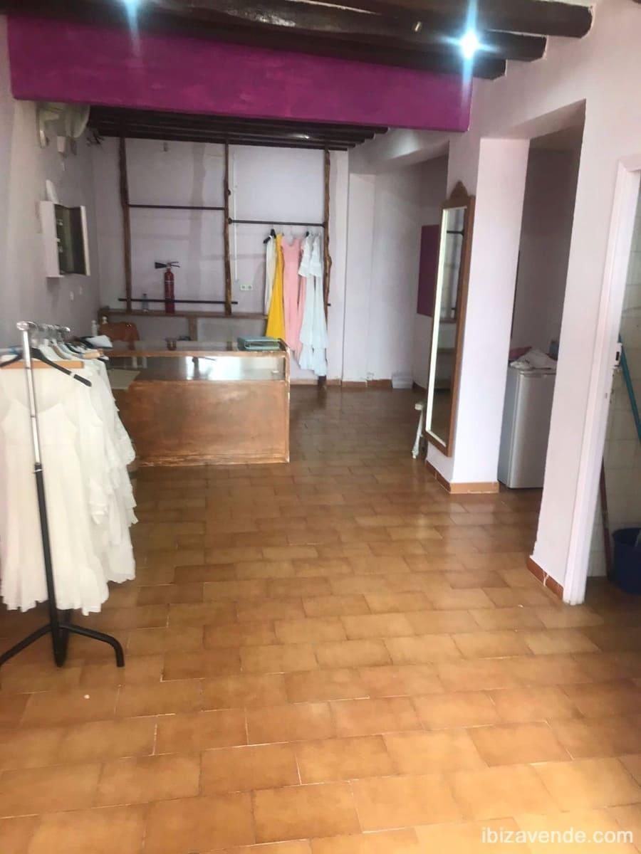 Comercial para arrendar em Ibiza / Eivissa cidade - 1 500 € (Ref: 6118682)