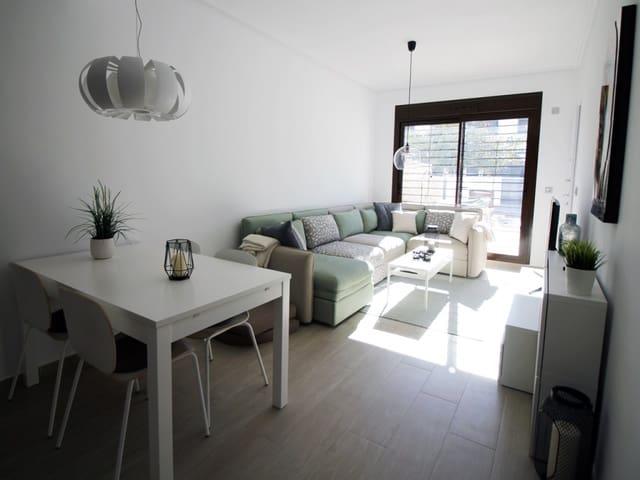 2 Bedroom Apartment For Sale In Pilar De La Horadada With Pool