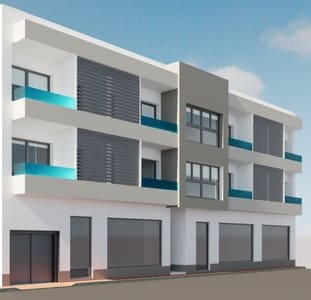 Apartamento de 2 habitaciones en Bigastro en venta - 104.000 € (Ref: 5294732)