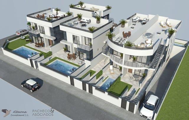 2 sovrum Lägenhet till salu i Alicante stad med pool garage - 125 000 € (Ref: 5358250)
