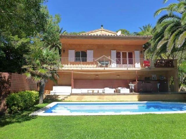 7 Zimmer Villa zu verkaufen in Sa Riera mit Pool - 1.900.000 € (Ref: 6357793)