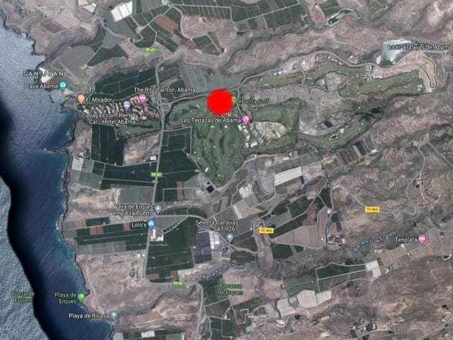 Grunde uden byggetilladelser til salg i Guia de Isora - € 3.650.000 (Ref: 5733548)