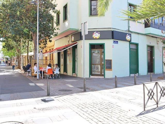 Negocio en Santa Cruz de Tenerife en venta - 180.000 € (Ref: 5733851)