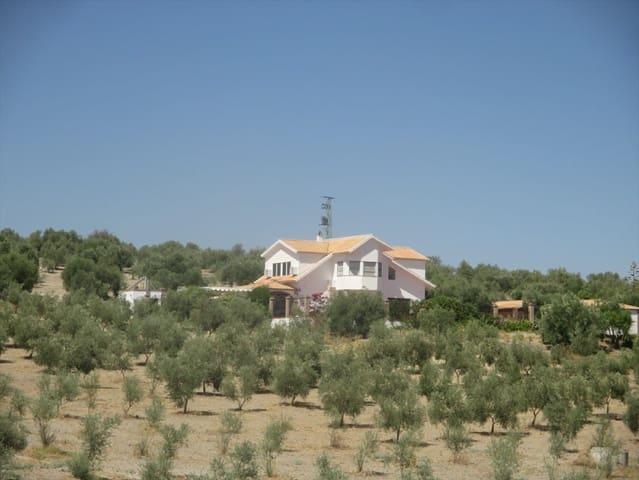 6 soveværelse Villa til salg i Olvera med swimmingpool garage - € 799.000 (Ref: 5580154)